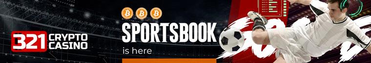 321 crypto casino sportsbook